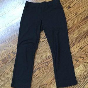 Studio M Women's Capri Pants in Black Sz XS